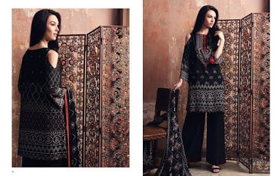 trendy-and-latest-malhar-by-firdous-winter-italian-linen-dress-2107-collection-9