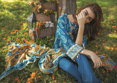 Alkaram Lawn Collection 2018 in Pakistan with Price