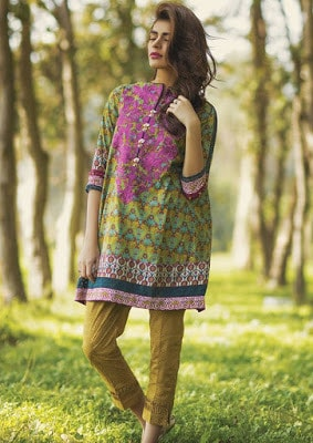 Alkaram Spring Summer Collection 2018 with Prices