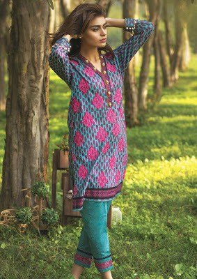 Alkaram lawn Collection 2018 catalogue with prices