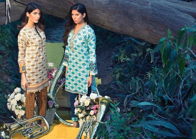 Alkaram new lawn printed collection for women
