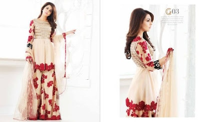 Charizma chiffon ladies dresses for wedding party