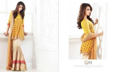 Charizma dresses to wear to a wedding pakistani