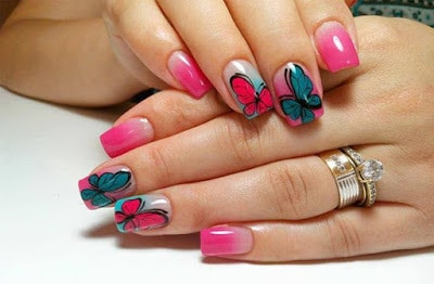 Cute and amazing DIY nail designs easy ideas for girls