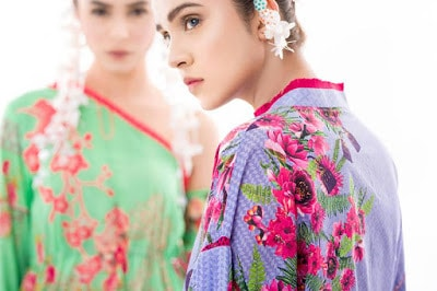 Ethnic by outfitters summer lawn Collection 2018 with prices