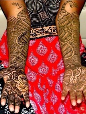 New Bridals Mehndi Designs 2017