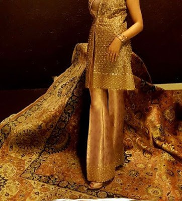 Latest Bridal Dresses Collection 2016 By Famous Pakistani Designers