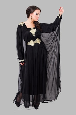Latest modern style abaya designs collection pictures