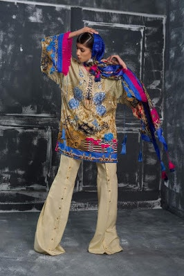 Latest summer lawn Collection 2018