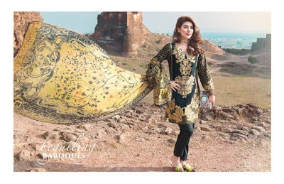 Latest summer lawn Collection 2018 with price