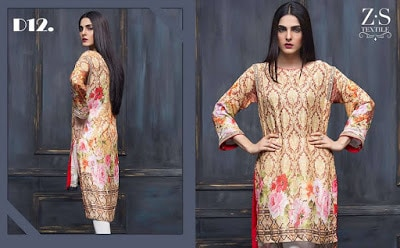 Lawn kurti dresses for summer