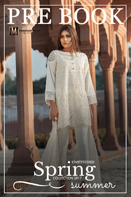 Mausummery pakistani lawn print designs 2017 collection