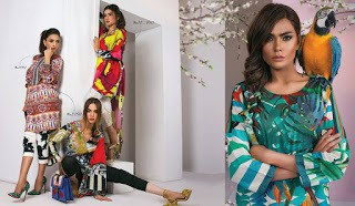 New Sana Safinaz collection 2017 lawn prints