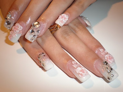 New acrylic nail designs gallery for women