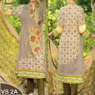 Reshma Summer 2017 Embroidered Lawn  Dresses