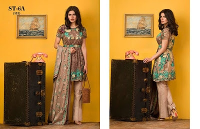 Riwaj New Printed Lawn Dresses Collection 2018 for Summer