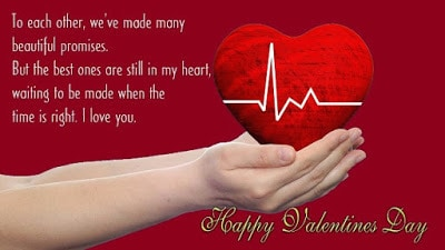 Romantic Valentine's Day Quotes Messages For Wife 2017