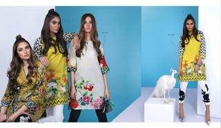 Sana safinaz latest lawn 2017 prints and summer collection