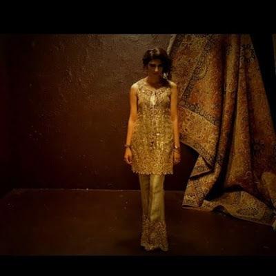 Umsha by Uzmah Babar new Bridal Dresses Collection 2017 For Wedding