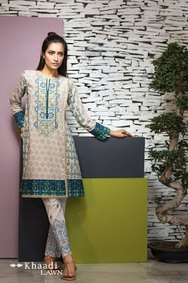 khaadi-embroidered-lawn-shirt-buy-online-uk
