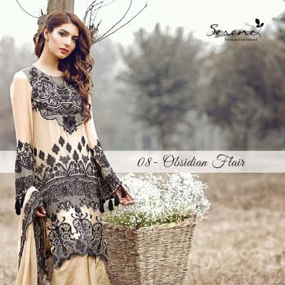 latest-serene-premium-luxury-chiffon-dresses-2017-for-women-4