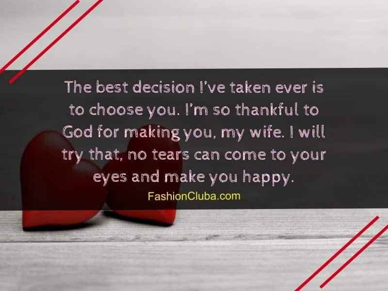 sweet text messages for wife from husband