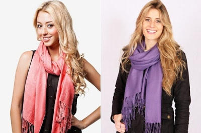 Best-Ways-To-Wear-An-Infinity-Scarf-in-Summer-For-Attractive-Look-4