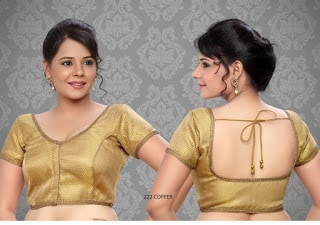 Fancy-saree-blouse-back-neck-designs-pattern-for-women-12