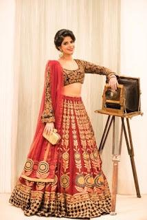 Indian-bridal-designers-lehenga-designs-2017-collection-5