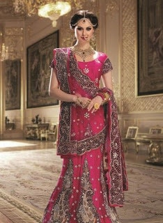 Indian-designer-bridal-lehenga-saree-fashion-trends-for-girls-12