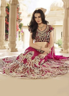 Indian-designer-bridal-lehenga-saree-fashion-trends-for-girls-6