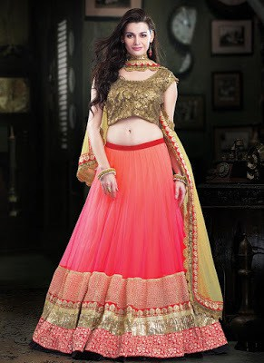 Indian-wedding-lehenga-blouse-designs-2017-for-bridal-12