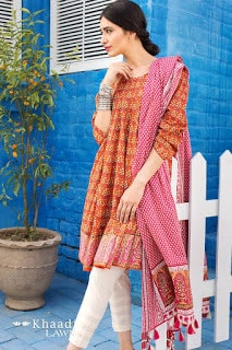 Khaadi-lawn-summer-dresses-collections-2017-for-women-2
