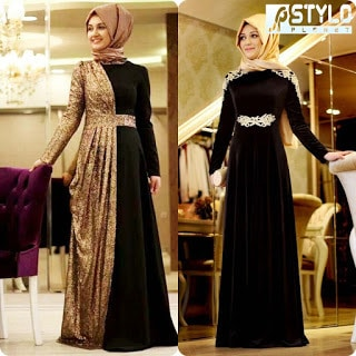 Lace Abaya Designs Latest Collection 2017 for Women