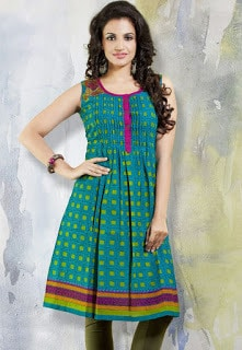Latest-summer-cotton-kurti-styles-2017-for-women-designs-5