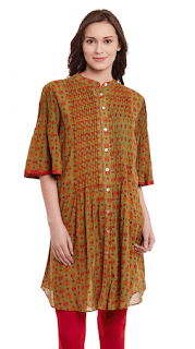 Latest-summer-cotton-kurti-styles-2017-for-women-designs-7