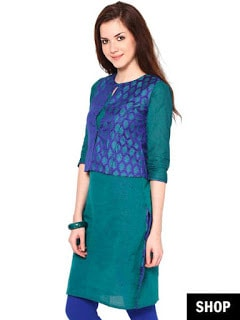 Latest-summer-cotton-kurti-styles-2017-for-women-designs-12