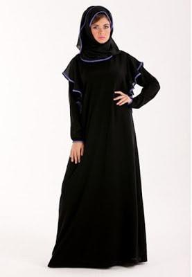 Latest abaya designs in saudi arabia 2017