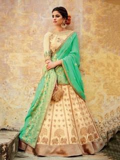 Perfect-Indian-mermaid-or-fish-cut-lehenga-designs-choli-fashion-11