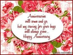 anniversary wishes for husband quotes