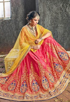 beautiful indian dresses to wear to a wedding