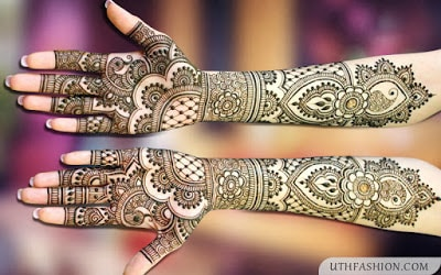 beautiful mehndi designs for full hands