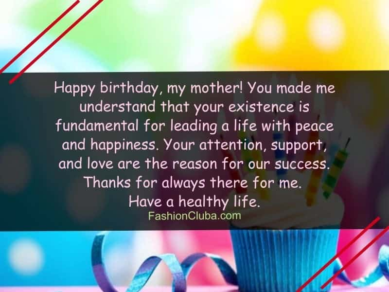happy birthday quotes for mother from daughter