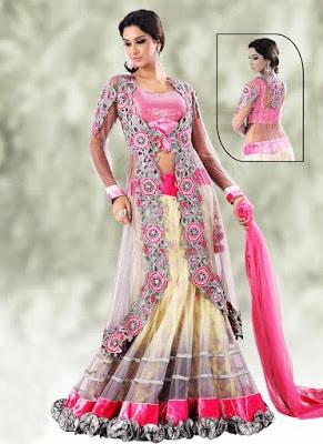 indian wedding lehenga choli designs