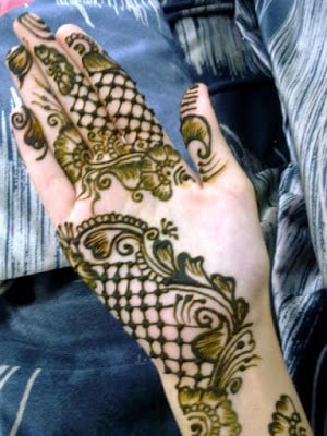 very easy mehndi Designs 2018 for hands