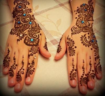 designer eid mehndi designs for hands