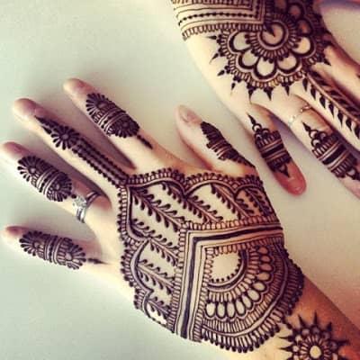 beautiful and easy mehndi designs 2018