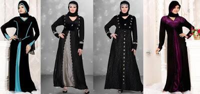 latest abaya Designs 2018