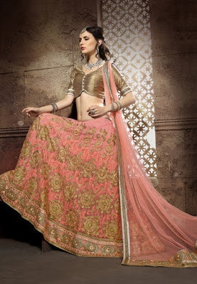 traditional indian wedding dresses for bride