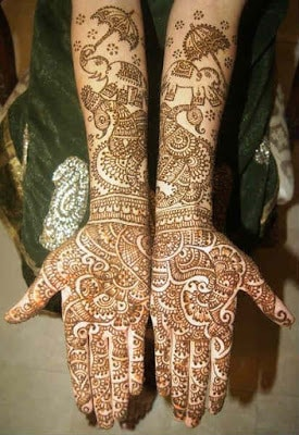 best-indian-bridal-henna-designs-for-hands-with-images-11